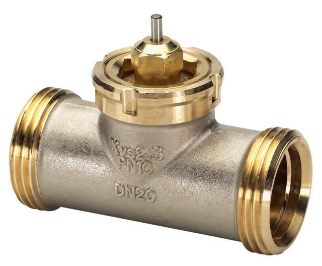 Седельный клапан VMT 065F0114