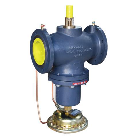 Комбинированный балансировочный клапан AB-QM 00...