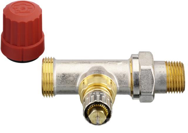 Радиаторный клапан RA-N 013G4202