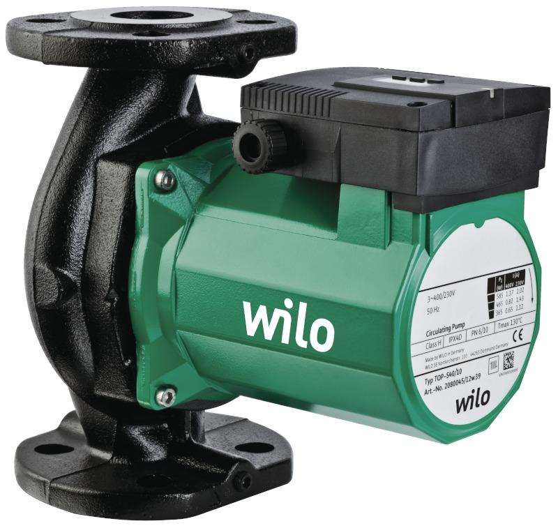 Насос Wilo-TOP-STG 50/10 (3~400/230 V, PN 6/10)