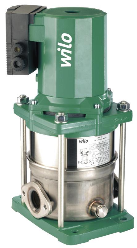 Насос Wilo-Multivert MVIS 404