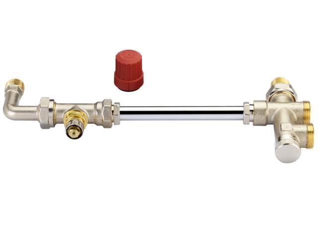 Гарнитура для двухтрубной системы отопления 013G3367