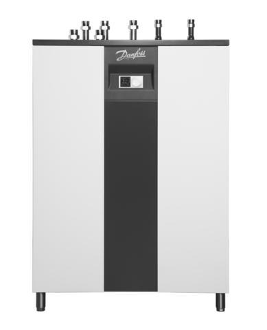 Паяный теплообменник XB 06 H/L (1 ходовый) 004B2042
