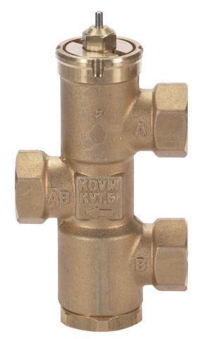 Седельный клапан KOVM 013U3014