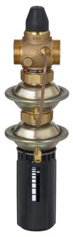 Регулятор перепада давления AVPQ / AVPQ-F 003H6480