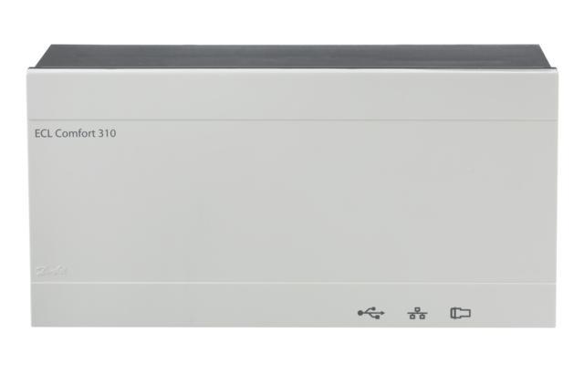 Электронный регулятор ECL Comfort 310 087H3040