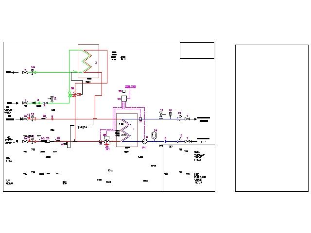 БТП Akva Lux II VX HWP, ECL, 1 HE circuit 004U8267