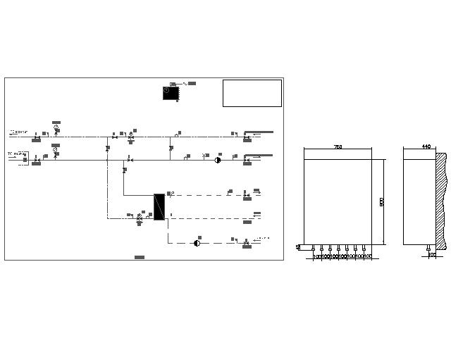 БТП Termix VMTD MIX Compact 28 144H0003