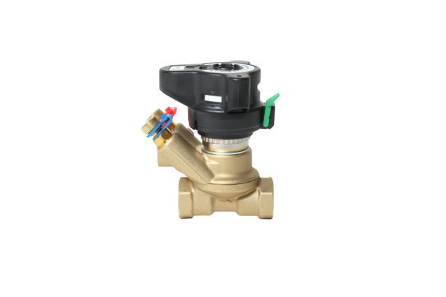 Ручной балансировочный клапан MSV-BD 003Z4100
