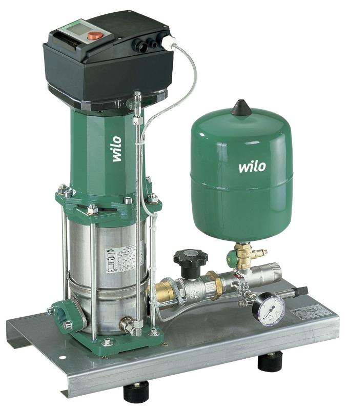 Насос Wilo-Comfort-N-Vario COR-1 MVISE 406-GE