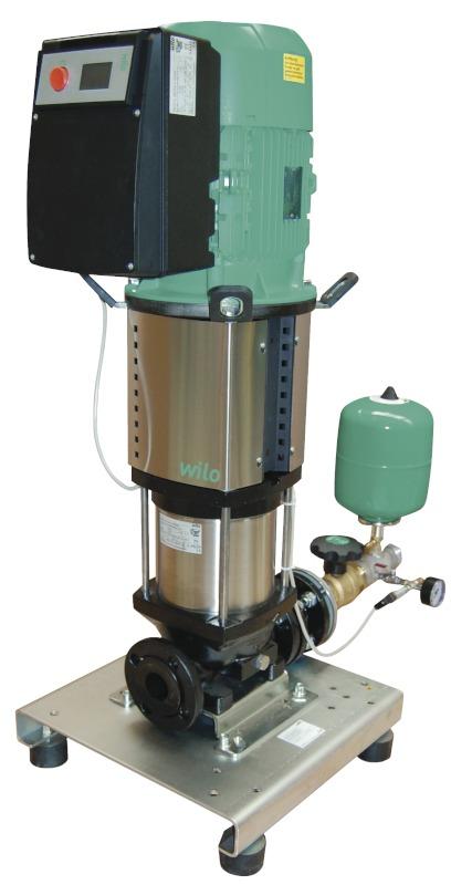 Насос Wilo-SiBoost Smart 1 Helix VE 410