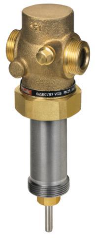 Седельный клапан VGS 065B0788