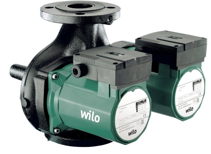 Насос Wilo-TOP-SD 40/7 (3~400/230 V, PN 6/10)