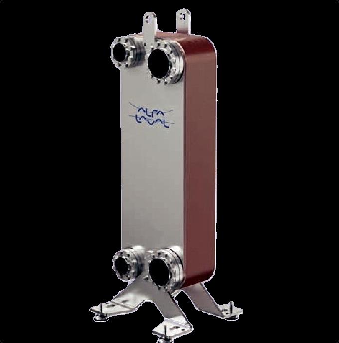 Теплообменник CBH300