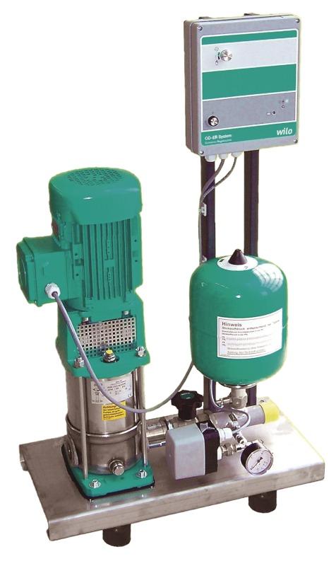 Насос Wilo-Economy CO-1 MVI 206/ER (PN 10)