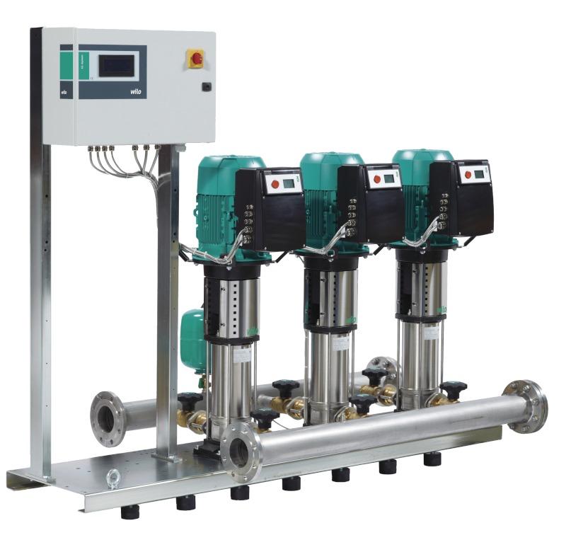 Насос Wilo-Comfort COR-3 Helix VE 1005/K/CCe