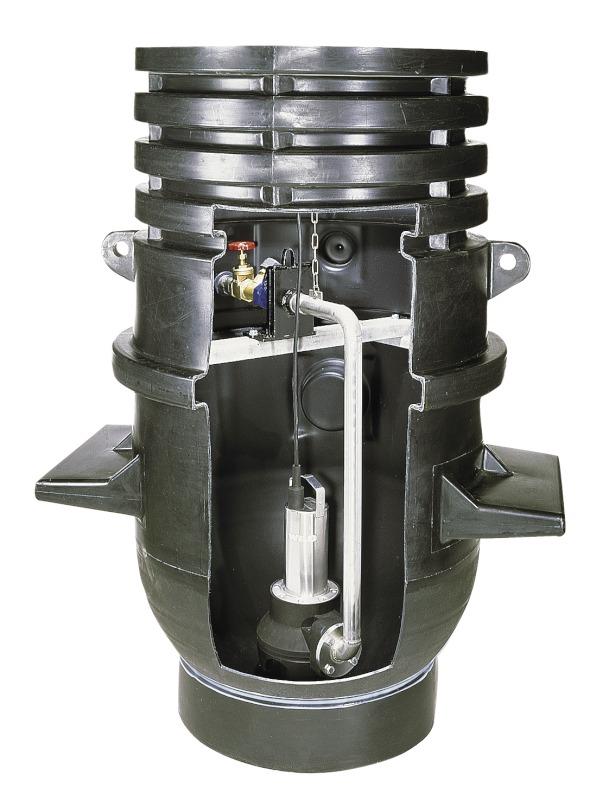 Насос Wilo-DrainLift WS 900 E/TP 65, PRO V06