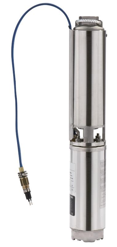 Насос Wilo-Sub TWU 4-0409-C-QC (3~400 V, 50 Гц)