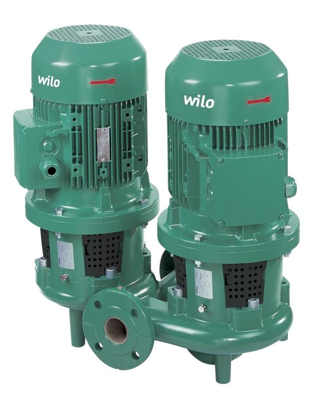 Насос Wilo-CronoTwin-DL 65/120-3/2