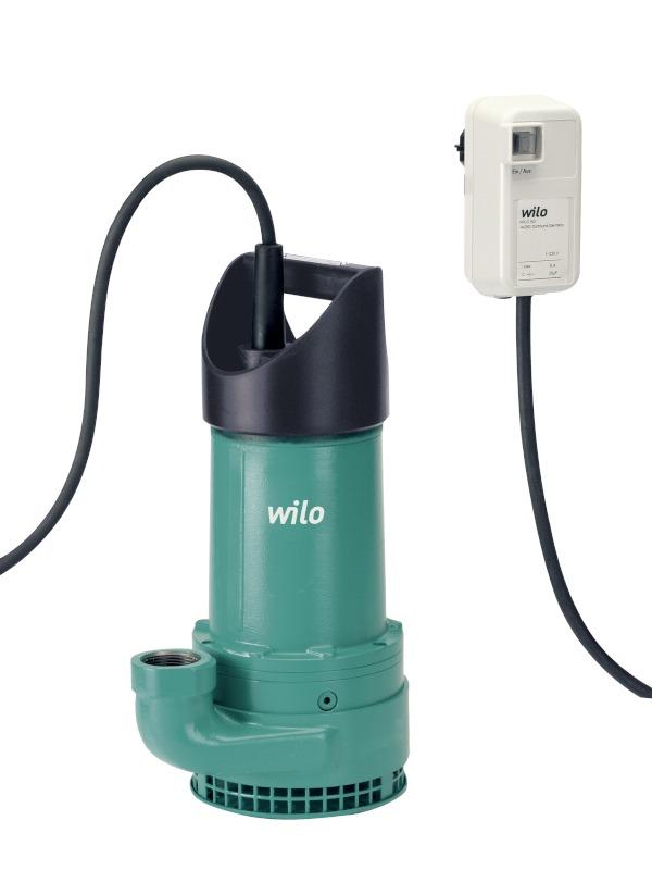 Насос Wilo-EMU KS 8 DS
