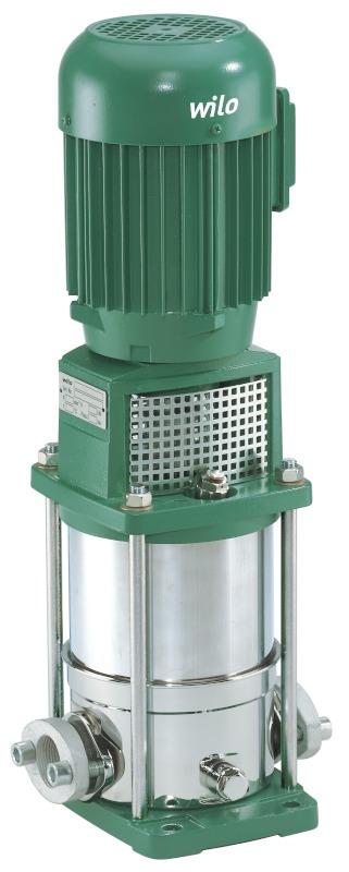 Насос Wilo-Multivert MVI 212 (3~400 V, FKM, PN 25)
