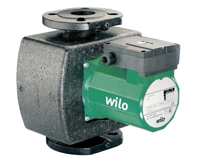Насос Wilo-TOP-S 50/4 (3~400/230 V, PN 6/10)