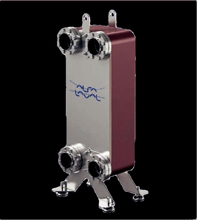 Теплообменник CB200