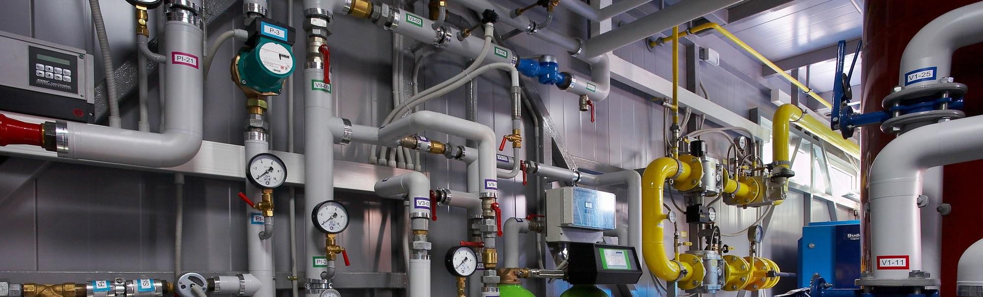 Автоматизация ЦТП и диспетчеризация системы теплоснабжения