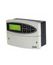 >Электронные регуляторы температуры ECL COMFORT 110