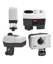 >Электроприводы для систем теплоснабжения и холодоснабжения