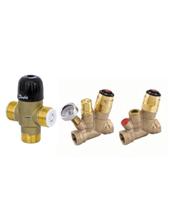 >Клапаны для гвс Danfoss