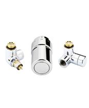 >Терморегулирующие комплекты для радиатора