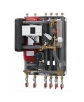 >Блочные тепловые пункты Akva Lux II VX HWP