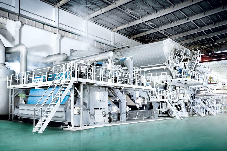 Целлюлозно-бумажная промышленность