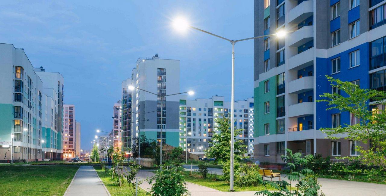 Новый район «Академический» в Екатеринбурге — как образец энергоэффективности