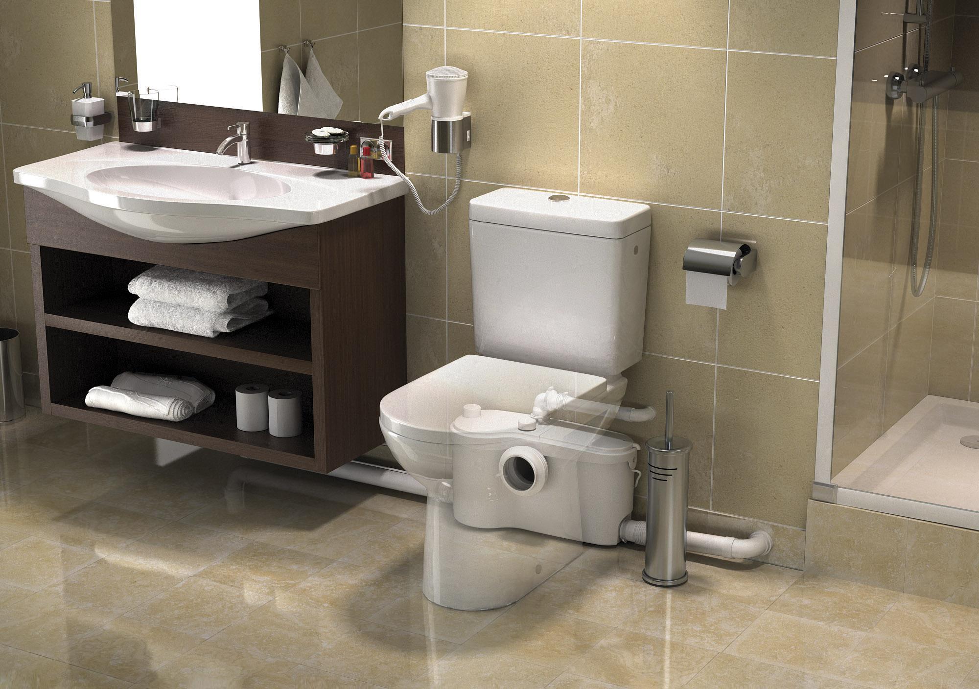 Насосы для домашней канализации