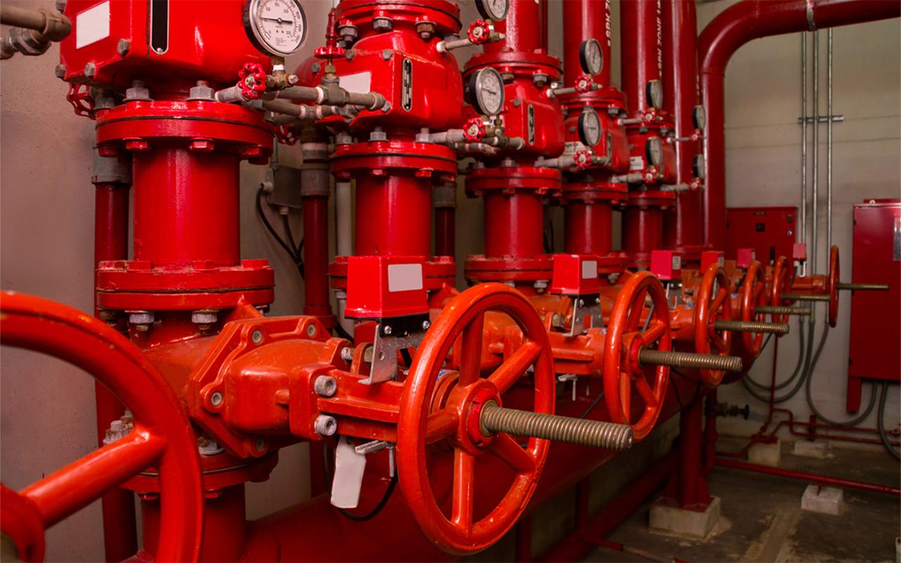 Насосы для пожаротушения: особенности и разновидности