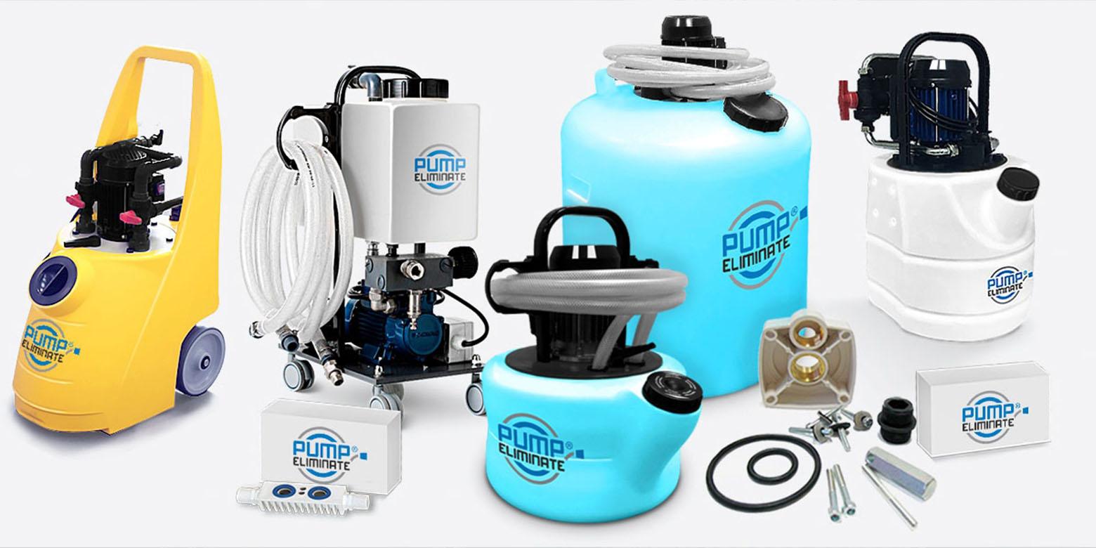 Как выбрать промывочное оборудование для теплообменника?