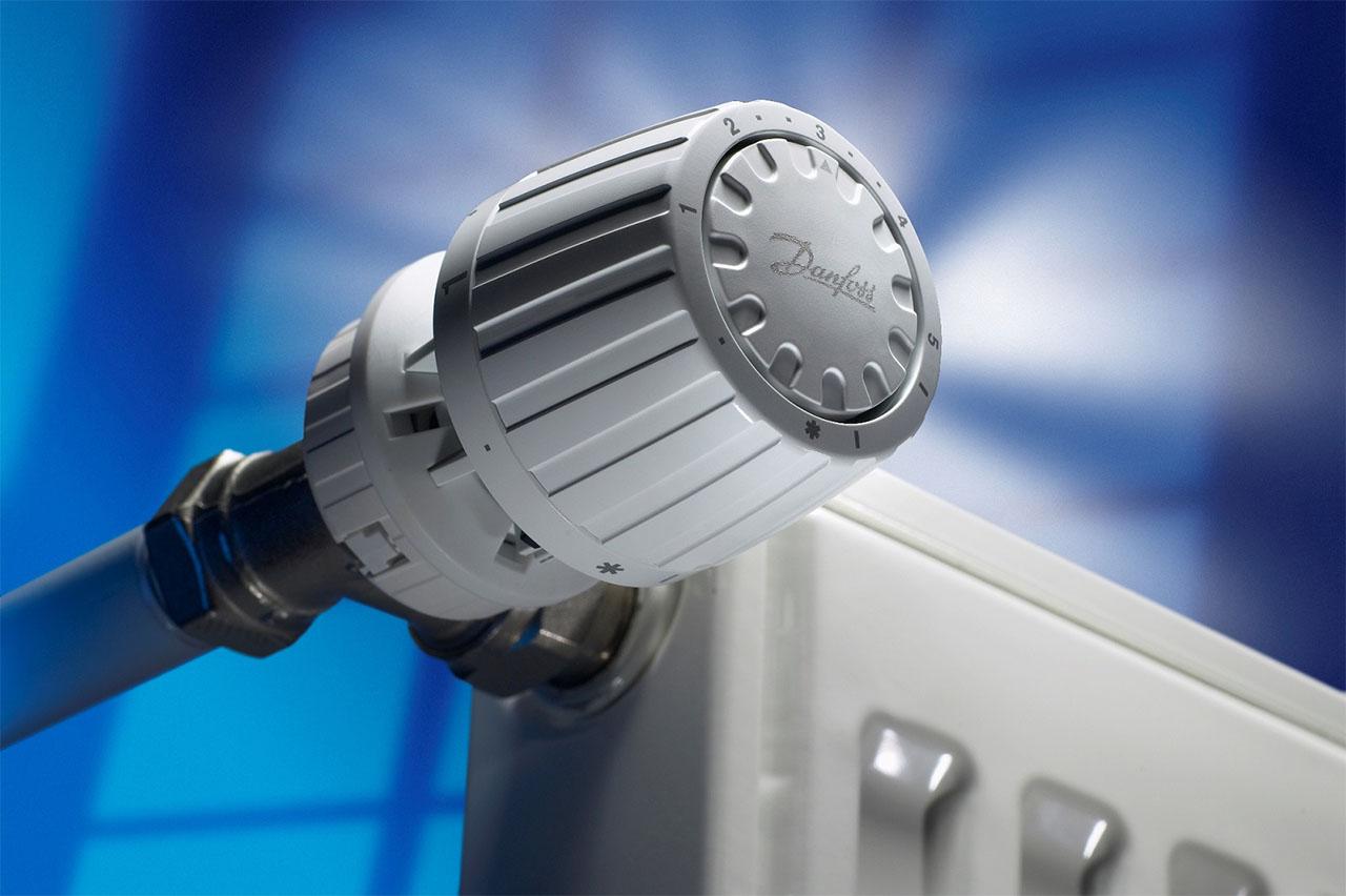 Принцип работы радиаторного термостата
