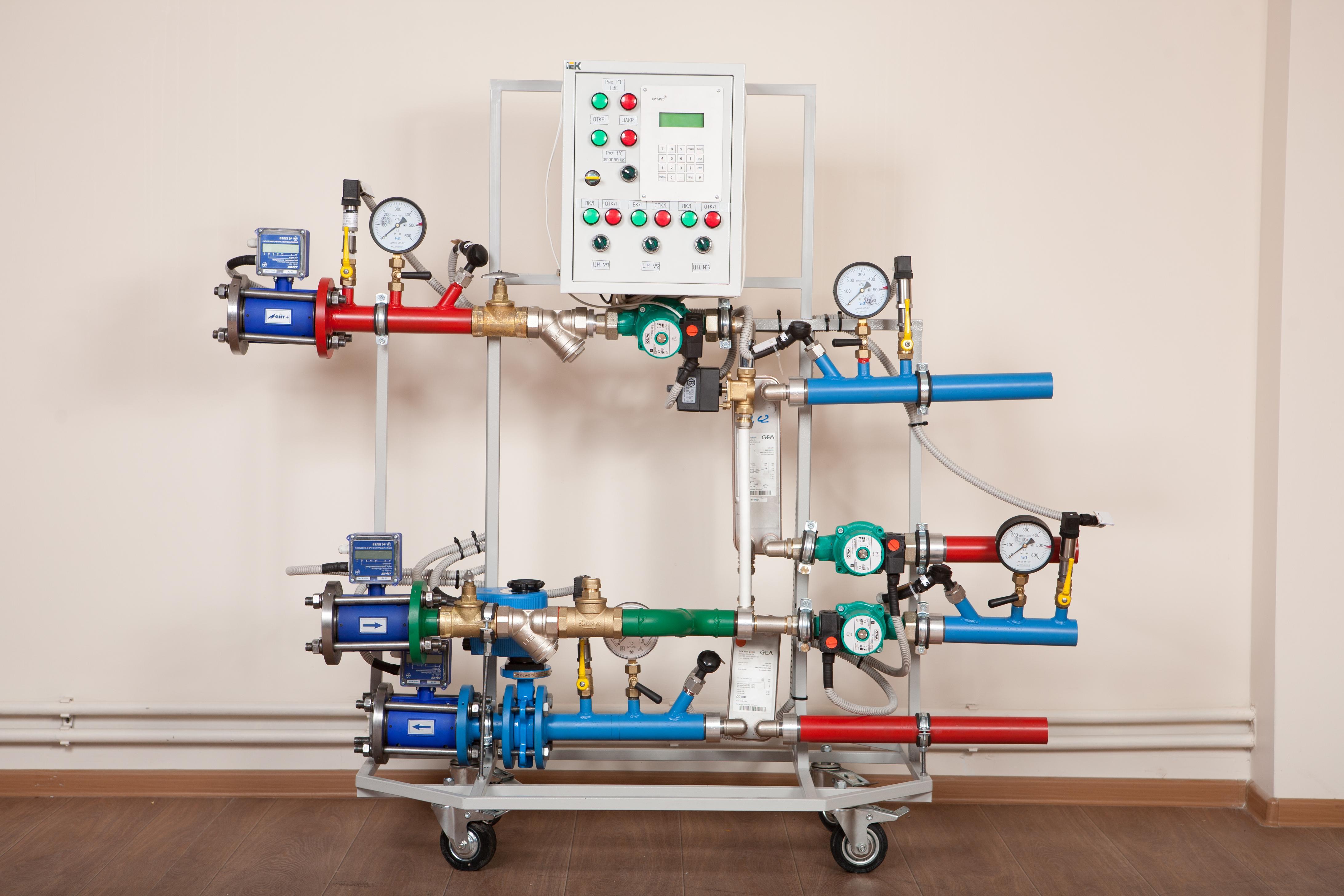 Как выбрать систему погодного регулирования отопления?