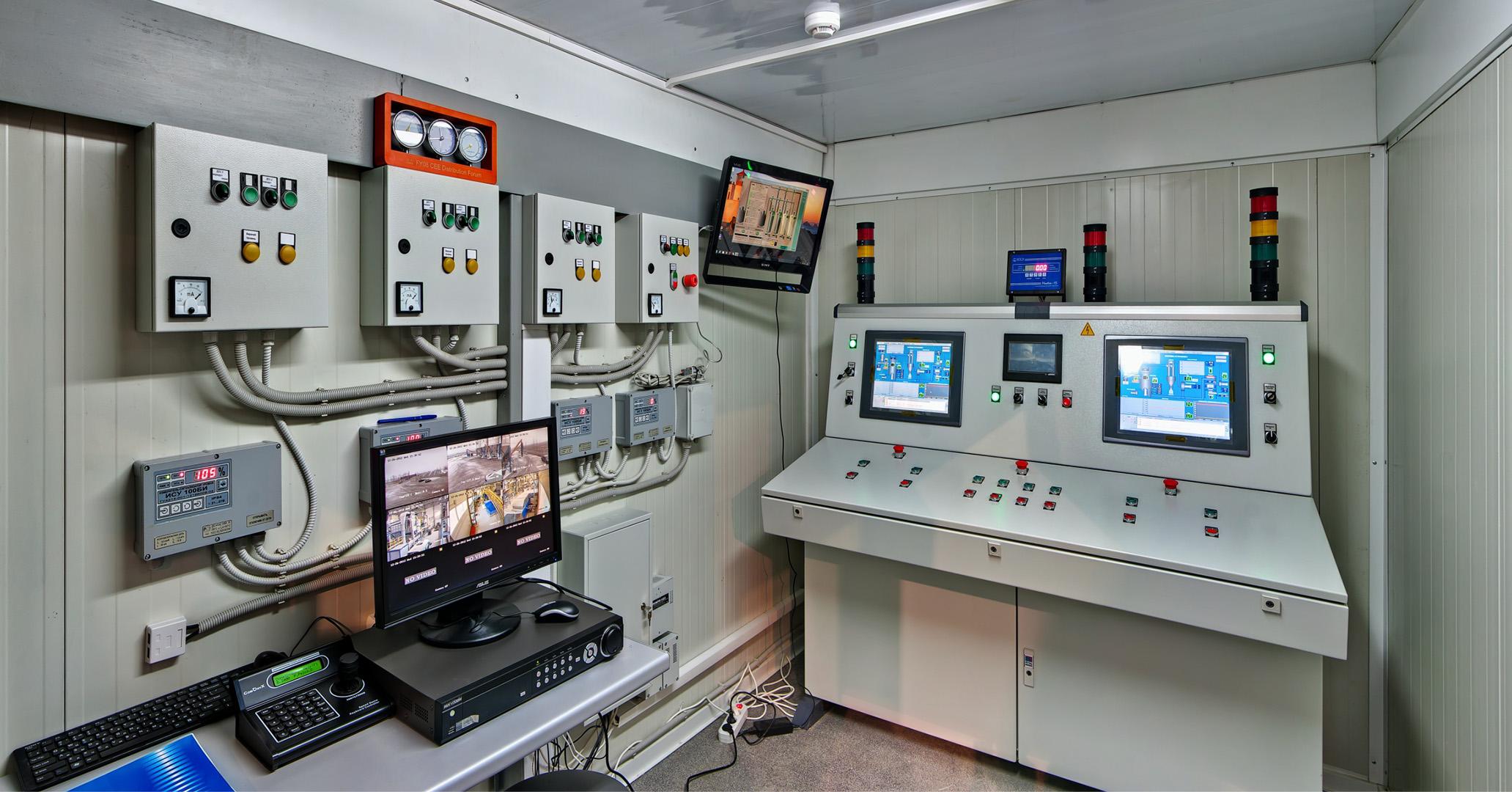 Диспетчеризация систем теплоснабжения