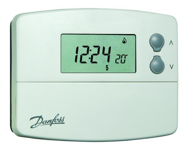 Комнатный термостат TP5001A-RF 087N791201