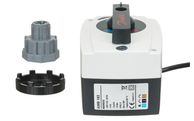 Электрический привод для клапана AMB 162/182 082H0218