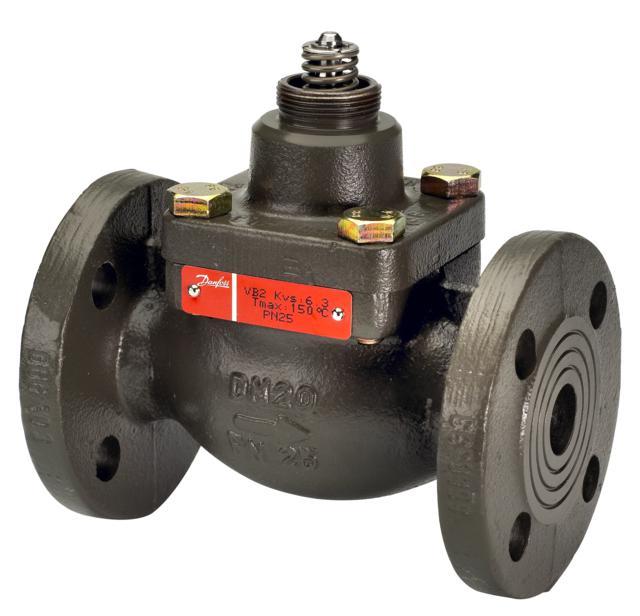 Седельный клапан VB 2 065B2061