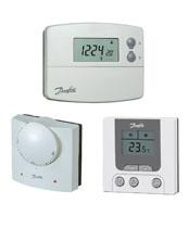 >Комнатные термостаты