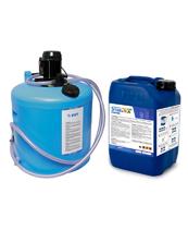 >Оборудование для промывки теплообменников