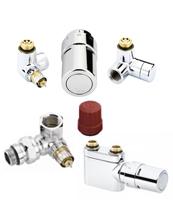 >Терморегуляторы для дизайн-радиаторов