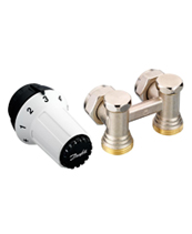 >Радиаторные терморегуляторы и клапаны