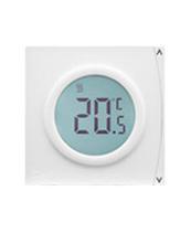 >Комнатные термостаты RET2000B-RF+RX1-S