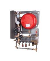 >Тепловые пункты для независимого отопления
